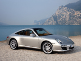 Photos of Porsche 911 Targa 4 (997) 2008