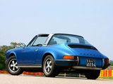 Pictures of Porsche 911 S 2.4 Targa (901) 1971–73