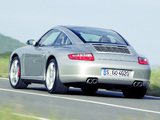 Pictures of Porsche 911 Targa 4S (997) 2005–08