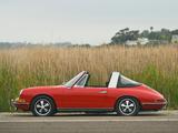Porsche 911 S 2.0 Targa (901) 1966–68 images