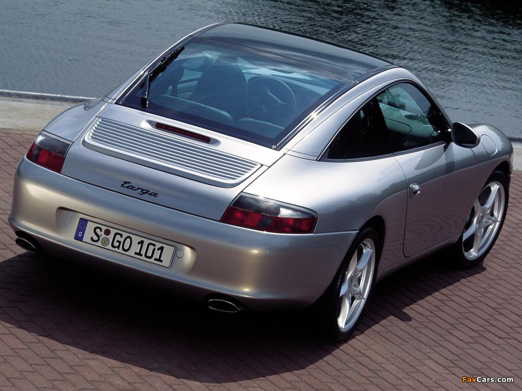 Porsche 911 Targa 996 2001 05 Photos 1024x768