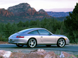 Porsche 911 Targa US-spec (996) 2002–05 images