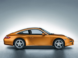 Porsche 911 Targa 4 (997) 2005–08 photos