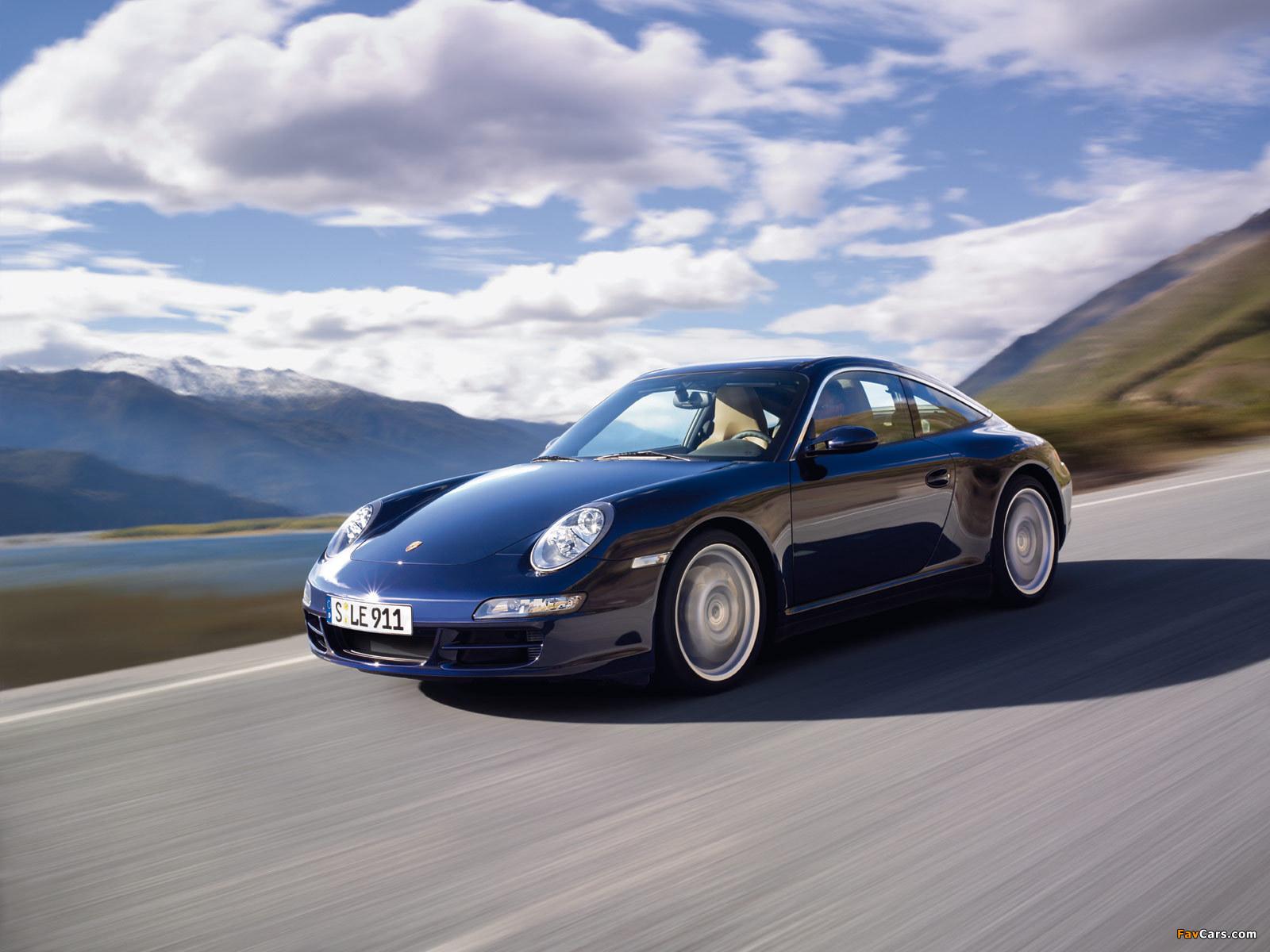 Porsche 911 Targa 4s 997 2005 08 Wallpapers 1600x1200