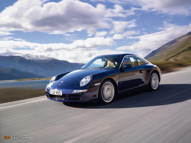 Porsche 911 Targa 4s 997 2005 08 Wallpapers 800x600
