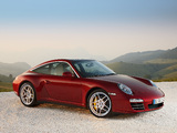 Porsche 911 Targa 4S (997) 2008 images