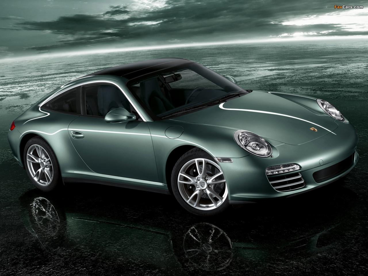 Porsche 911 Targa 4 997 2008 Images 1280x960