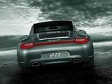 Porsche 911 Targa 4 (997) 2008 pictures