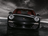 Porsche 911 Targa 4S (997) 2008 wallpapers