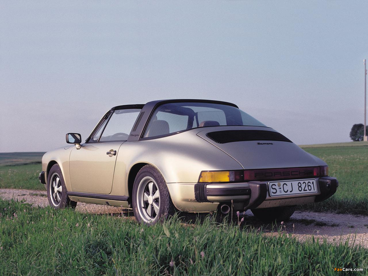 Porsche 911 Carrera 3 2 Targa 930 1983 89 Images 1280x960