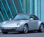 Porsche 911 Targa (993) 1995–97 photos