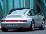 Porsche 911 Targa (993) 1995–97 pictures