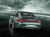 Porsche 911 Targa 4 (997) 2008 images