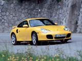 Images of Porsche 911 Turbo (996) 2000–05