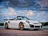 Images of Vorsteiner Porsche 911 Turbo Cabriolet V-RT (997) 2012