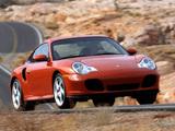 Photos of Porsche 911 Turbo US-spec (996) 2000–05