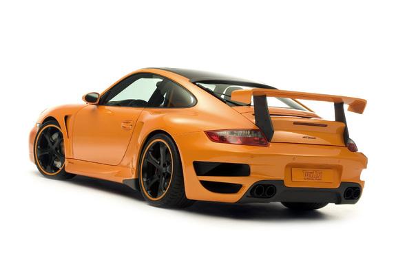 Photos Of Techart Porsche 911 Turbo Gt Street 997 200710