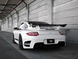 Photos of Vorsteiner Porsche 911 Turbo V-RT (997) 2009–11
