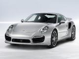 Photos of Porsche 911 Turbo (991) 2013