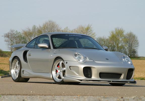 Photos Of Hamann Porsche 911 Turbo Coupe 996
