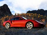 Pictures of Porsche 911 Turbo US-spec (996) 2000–05
