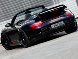 Pictures of Gemballa Avalanche GTR 650 Cabrio (997) 2009