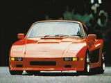 Rinspeed Porsche R69 (930) 1985–89 pictures