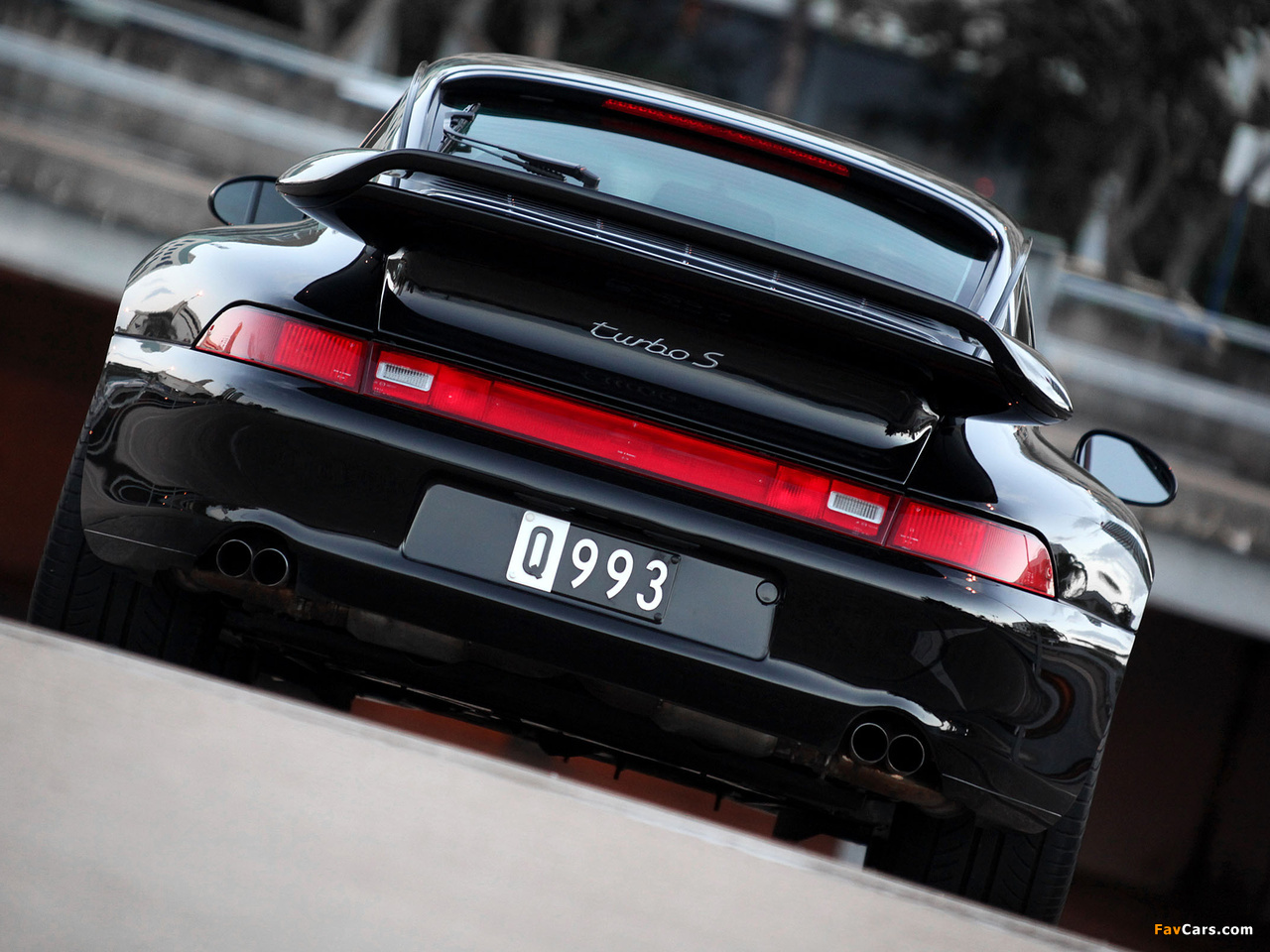 Porsche 911 Turbo S 3 6 Coupe 993 1997 98 Wallpapers 1280x960