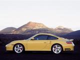 Porsche 911 Turbo (996) 2000–05 images