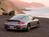 Porsche 911 Turbo Coupe US-spec (997) 2006–08 images
