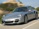 Porsche 911 Turbo Coupe (997) 2006–08 pictures