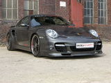 Edo Competition Porsche 911 Turbo Shark (997) 2007 pictures