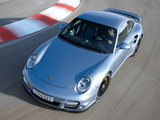 Porsche 911 Turbo S Coupe (997) 2010 pictures
