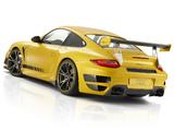 TechArt Porsche 911 Turbo GT Street R (997) 2010 wallpapers