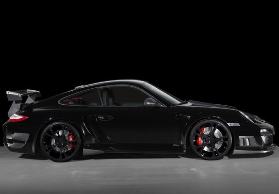 Techart Porsche 911 Turbo Gt Street R 997 2010 Wallpapers