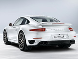 Porsche 911 Turbo S (991) 2013 photos