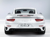 Porsche 911 Turbo S (991) 2013 pictures