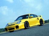 TechArt Porsche GT Street (996) pictures