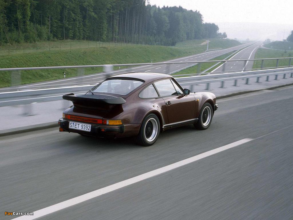 Porsche 911 Turbo 3 3 Coupe 930 1978 89 Images 1024x768