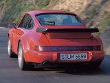 Porsche 911 Turbo 3.6 Flachbau (964) 1993–94 wallpapers