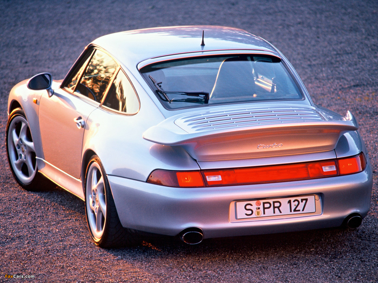 Porsche 911 Turbo 3 6 Coupe 993 1995 98 Wallpapers 1280x960