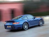 Porsche 911 Turbo Coupe (997) 2006–08 wallpapers