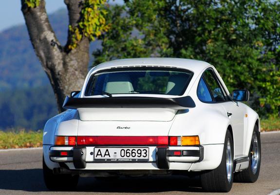 Porsche 911 Turbo 33 Coupe By Porsche Exclusive 930 198189