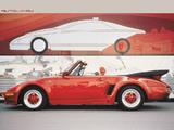 Rinspeed Porsche R39 (930) 1989 wallpapers
