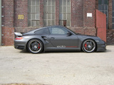 Edo Competition Porsche 911 Turbo Shark (997) 2007 wallpapers