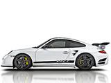 Vorsteiner Porsche 911 Turbo V-RT (997) 2009–11 wallpapers