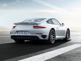 Porsche 911 Turbo S (991) 2013 wallpapers