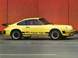 Images of Porsche 911 Carrera 2.7 Coupe US-spec (911) 1974–75
