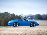 Photos of Porsche 911 Speedster North America (997) 2010