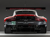 Photos of Porsche 911 RSR (991) 2017